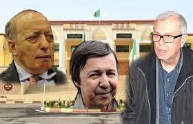 المحكمة العسكرية تصدر بيانا بشأن استجواب السعيد بوتفليقة و جنرال توفيق.