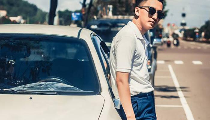 Chàng đẹp trai đi phố thời thập niên | Street Style