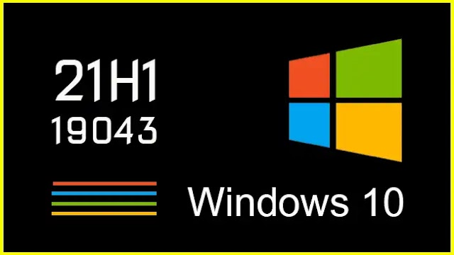 Third Windows 10 21H1 Insider ISO (19043.928) made available for download by Microsoft