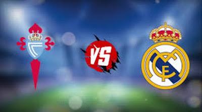 يلا شوت مباراة ريال مدريد وسيلتا فيغو مباشر 2 يناير والقنوات الناقلة في الدوري الإسباني