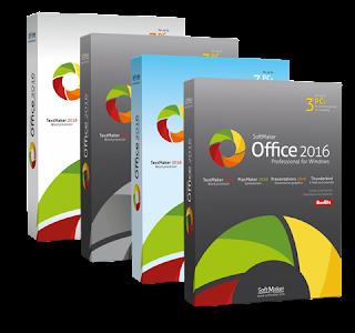 SoftMaker Office 2016 Portable