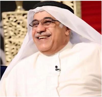 توفي سلمان الياسين الفنان الكويتي
