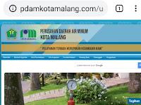 Manfaat Catat Mandiri Tagihan Air PDAM Kota Malang; Menjaga Akurasi Beban Tagihan Pelanggan