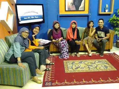 Arti sahabat untukku, tentang IIDN Semarang
