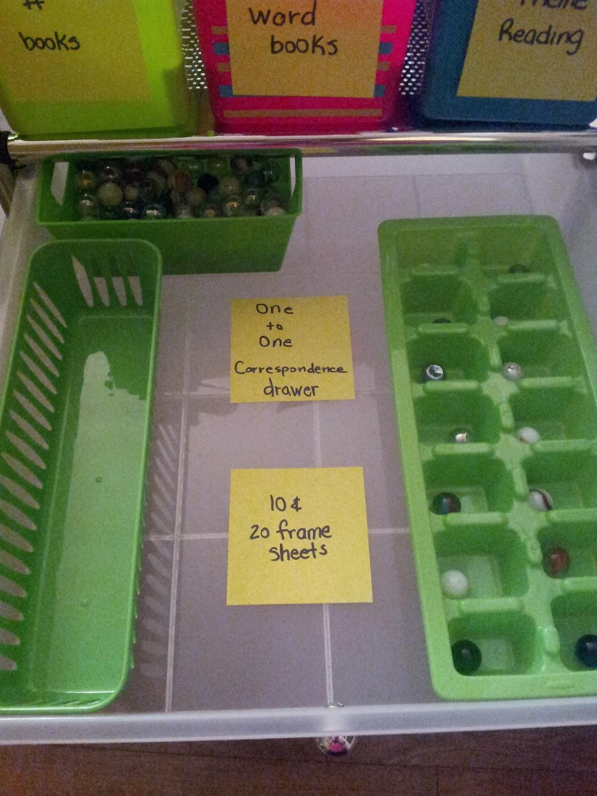 The Crazy Pre K Classroom Organization For