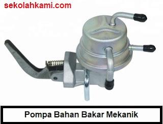 jenis pompa bahan bakar