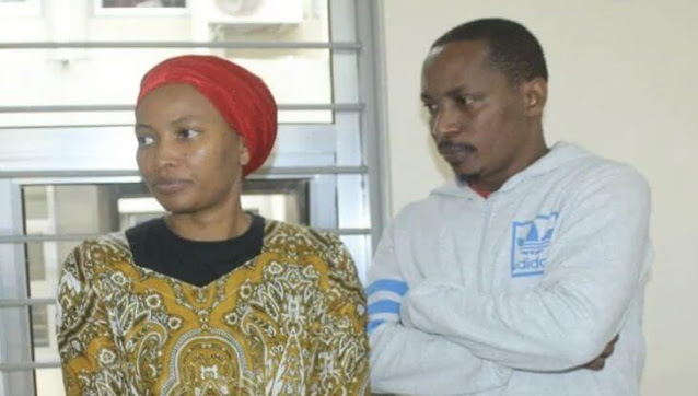 Nsembo and Shamimu couple jailed for life photo