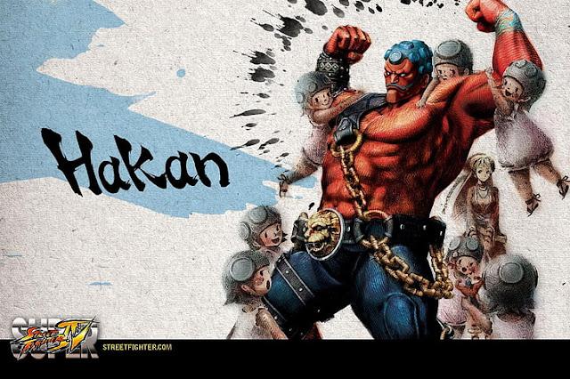 No. 9. Hakan