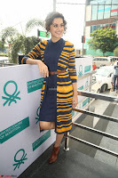 Taapsee Pannu looks super cute at United colors of Benetton standalone store launch at Banjara Hills ~  Exclusive Celebrities Galleries 037.JPG