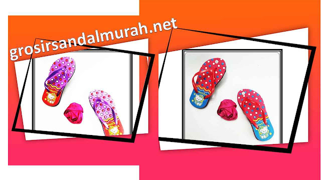 Grosir Sandal Murah || AB Love-HK Simplek Anak