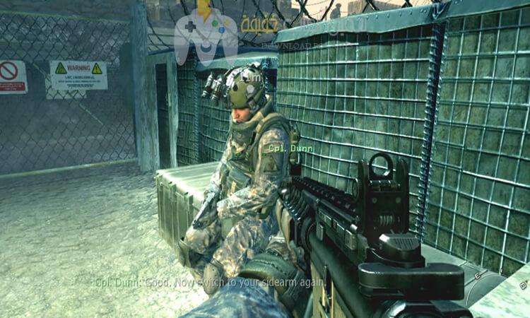 تحميل لعبة Call Of Duty MW 2