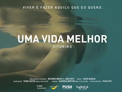 Curta Sobre o Atleta de Surf Adaptado Nuno Vitorino Corre o País em Digressão
