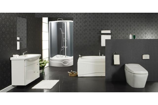 nhập khẩu thiết bị vệ sinh, phòng tắm