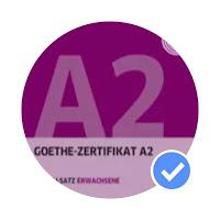 Từ Vựng Tiếng Đức A2 - Goethe