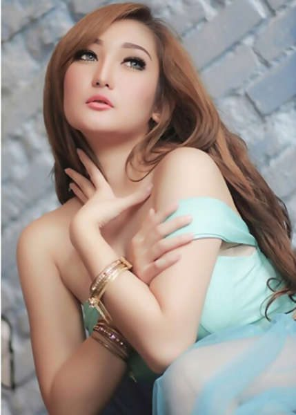 Model cantik Chant Felicia