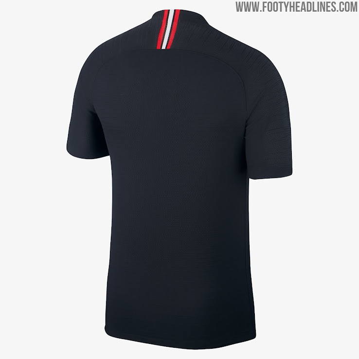 a2bb59442 Jordan PSG 18-19 Champions League Kits Released - Footy Headlines