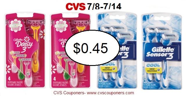 http://www.cvscouponers.com/2018/07/hot-pay-045-for-select-gillette.html