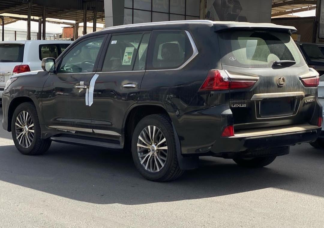 اسعار لكزس ديزل Lx 450 سعودي 2020 موقع يمن كارز 570 للسيارات