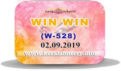 Kerala Lottery Results: 02 09 2019 Win Win W-528 Result