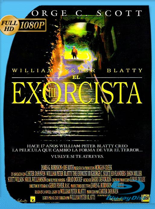 El Exorcista III (1990) HD 1080p Latino [Google Drive] Tomyly