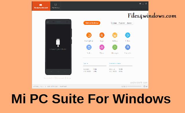 Mi-PC-Suite-For-Windows