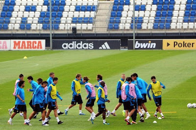Real Madrid a Guatemala