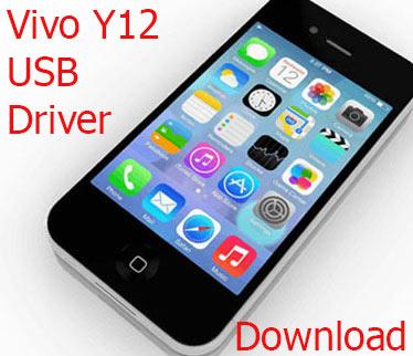Vivo Y12 USB Driver Download