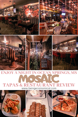 Enjoy Indoor And Outdoor Dining At Mosaic In Ocean Springs, Mississippi | The Best Places To Eat In Ocean Springs, Mississippi