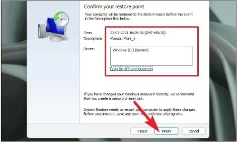 Cara Membuat System Restore Point di Windows 11 PC-6
