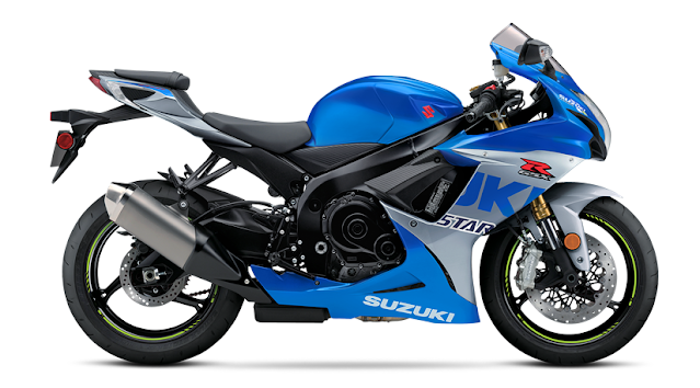 Harga Suzuki GSX-R750 Baru