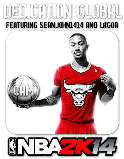 NBA 2K14 Cam's Dedication Global Mod