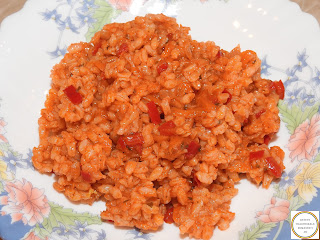 Pilaf de orez cu legume reteta,