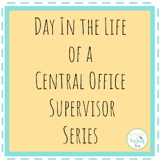 Day in the life of a central office supervisor on a county-wide sick day