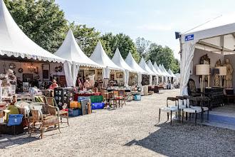 Paris : Foire de Chatou, paradis des chineurs, histoire de la plus ancienne foire de France, héritière d'un marché aux salaisons médiéval