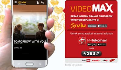 Cara memanfaatkan kuota videomax Telkomsel agar bisa semua aplikasi