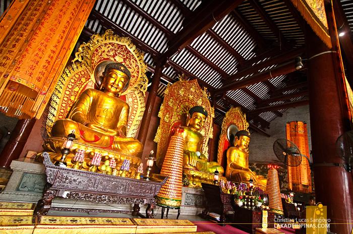 Beijing Lu Big Buddha Temple Guangzhou China