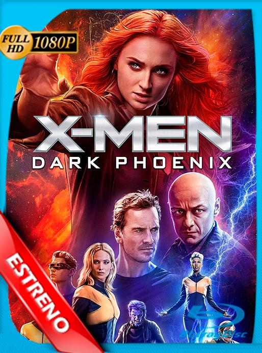 X-Men: Dark Phoenix (2019) HD 1080p Latino Dual [GoogleDrive] [Cespa92]