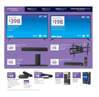 Walmart black friday ad scan 2019 - sale