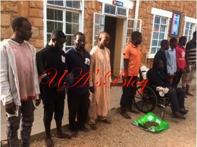 Police Sergeant Caught Selling Weapons To Criminals In Plateau (Photo)