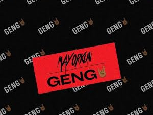 [Music] Mayorkun - Geng