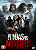 Ninjas vs. Monsters (2013) ()