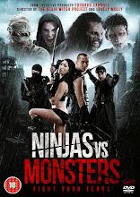 Ninjas vs. Monsters (2013)