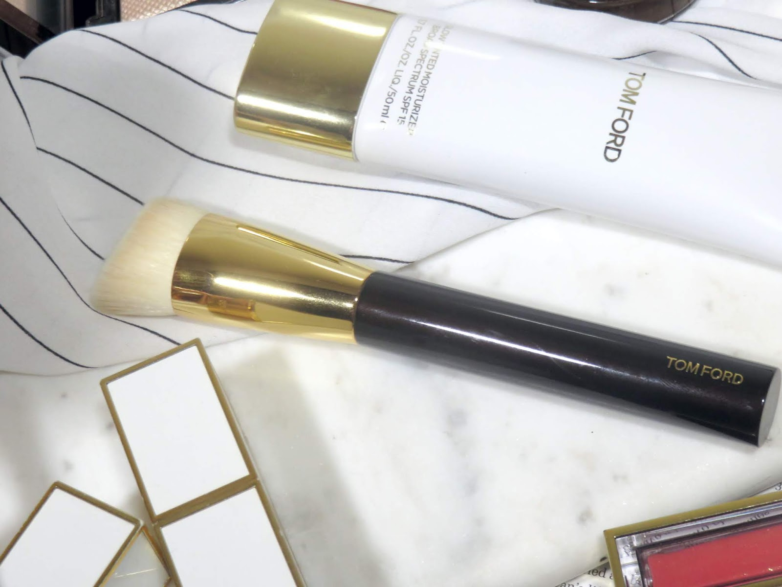 Tom Ford Shade and Illuminate Foundation Brush 2.5 Review