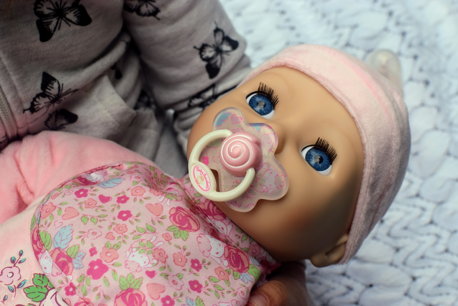 , Izzy Reviews Zapf Creation Baby Annabell Interactive Doll