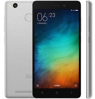 Gambar Xiaomi Redmi 3s Prime