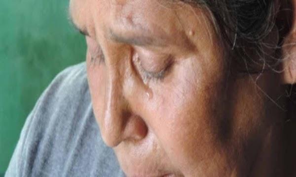 Banco Azteca le roba sus ahorros a humilde mujer