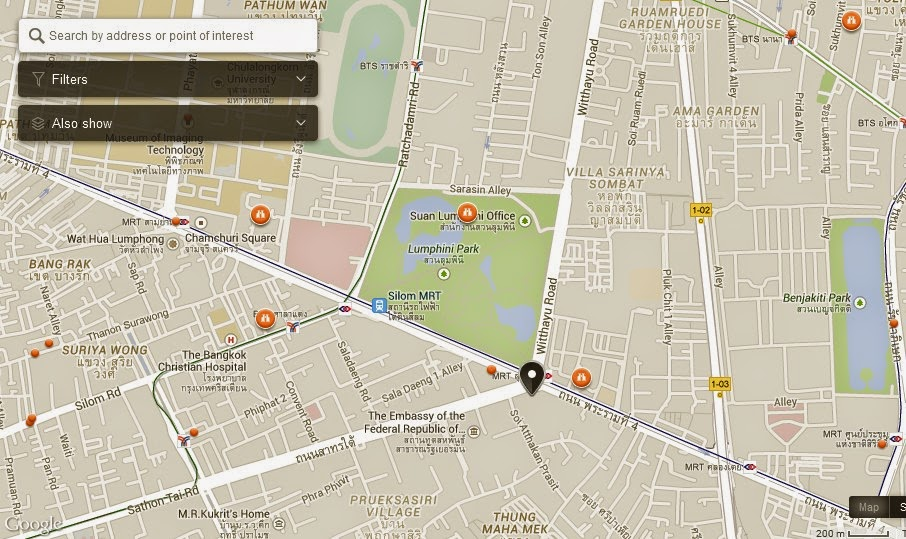 Lullaby Yoga Life Center Bangkok Map,Map of Lullaby Yoga Life Center Bangkok,Tourist Attractions in Bangkok Thailand,Things to do in Bangkok Thailand,Lullaby Yoga Life Center Bangkok accommodation destinations attractions destinations hotels map reviews photos pictures