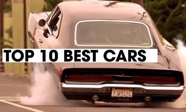 10 mejores autos Rápidos y Furiosos