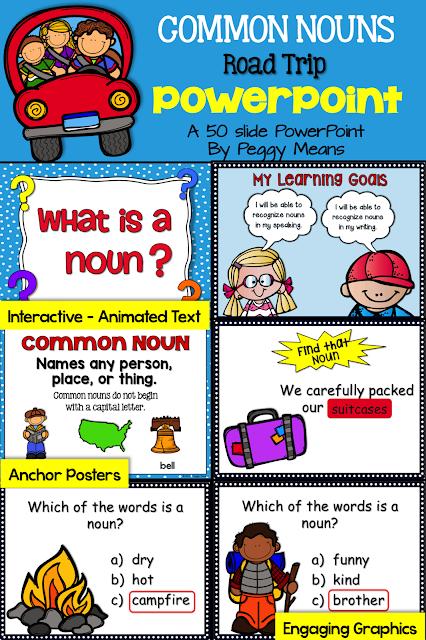 Common Nouns Grammar