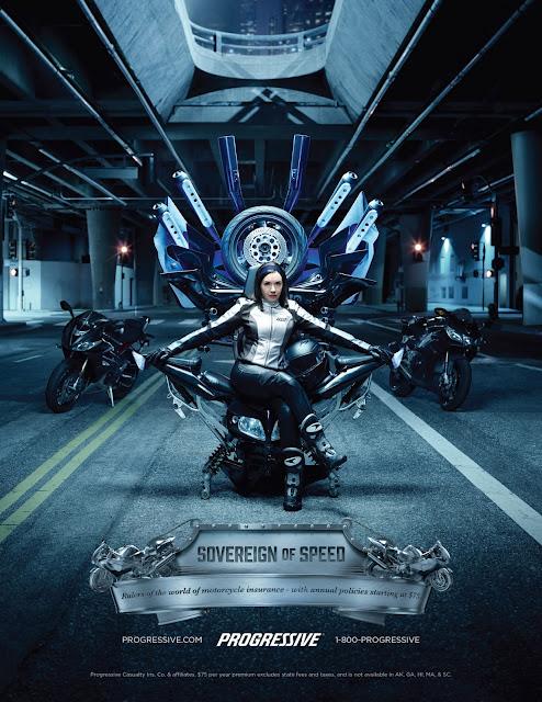 Stephanie Courtney - Sovereign of Speed
